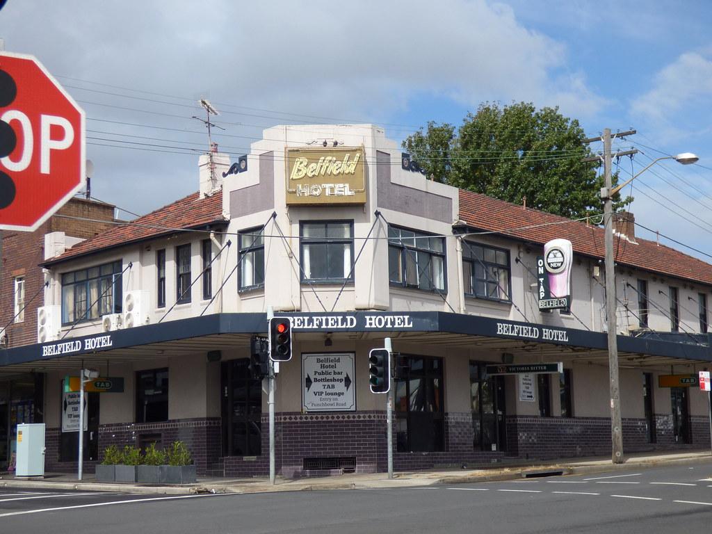 Belfield Hotel, Belfield, NSW