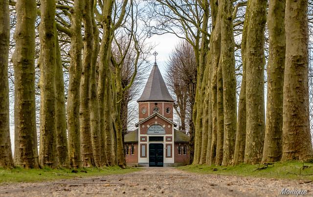 Kapelberg. Roosendaal.Chapel.( in explore)