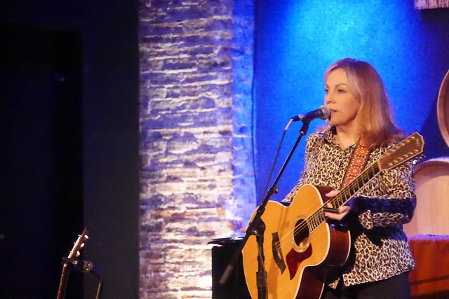 土, 2016-03-12 22:02 - Rickie Lee Jones at City Winery