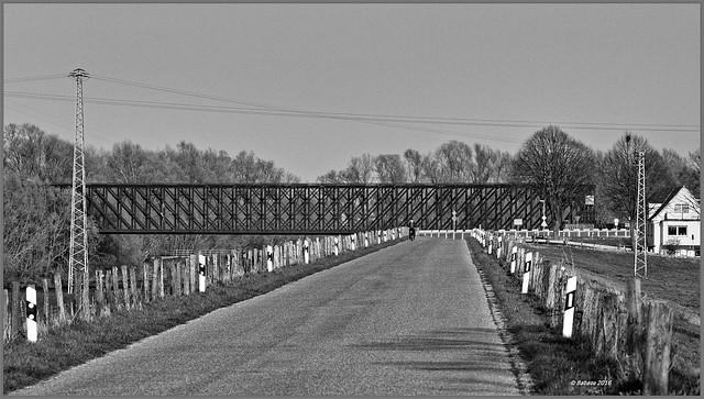 Griethausener Eisenbahnbrücke VI
