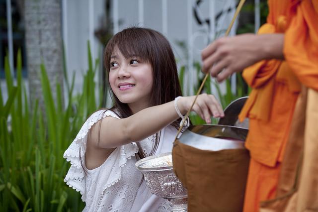 LAO159 Boun Khao Pansa - Luangprabang 100 - Laos
