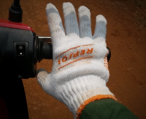 Repsol gloves