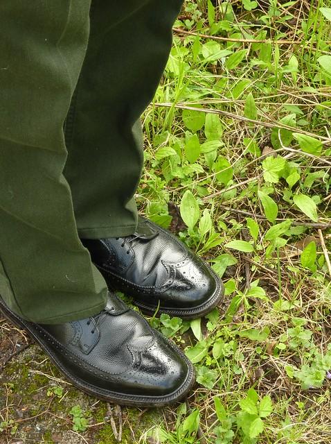 Hanover LB Sheppard Shoe