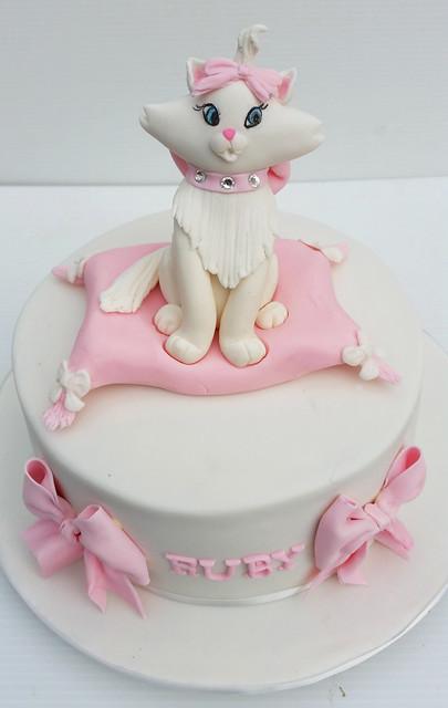 Aristocrat birthday cake