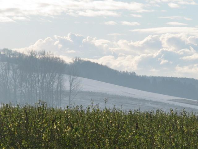Auch ein Winter mit wenig Schnee kann schön sein - also a winter with only little snow can be magic