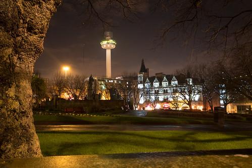 city night liverpool