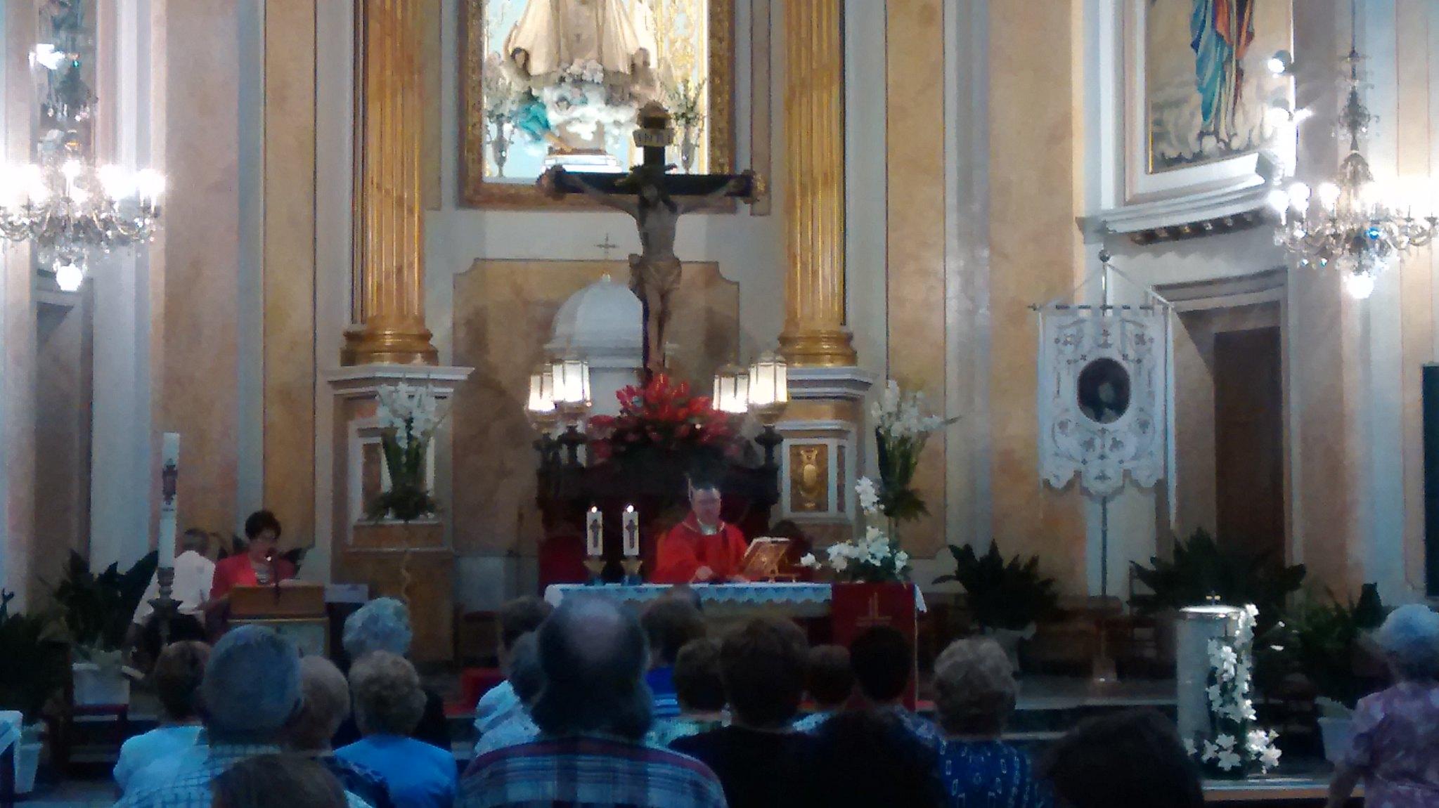 (2014-07-04) - Eucaristía - José Vicente Romero Ripoll (01)
