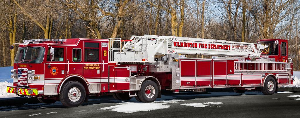 Wilmington Fire Department Delaware Ladder Company No Flickr