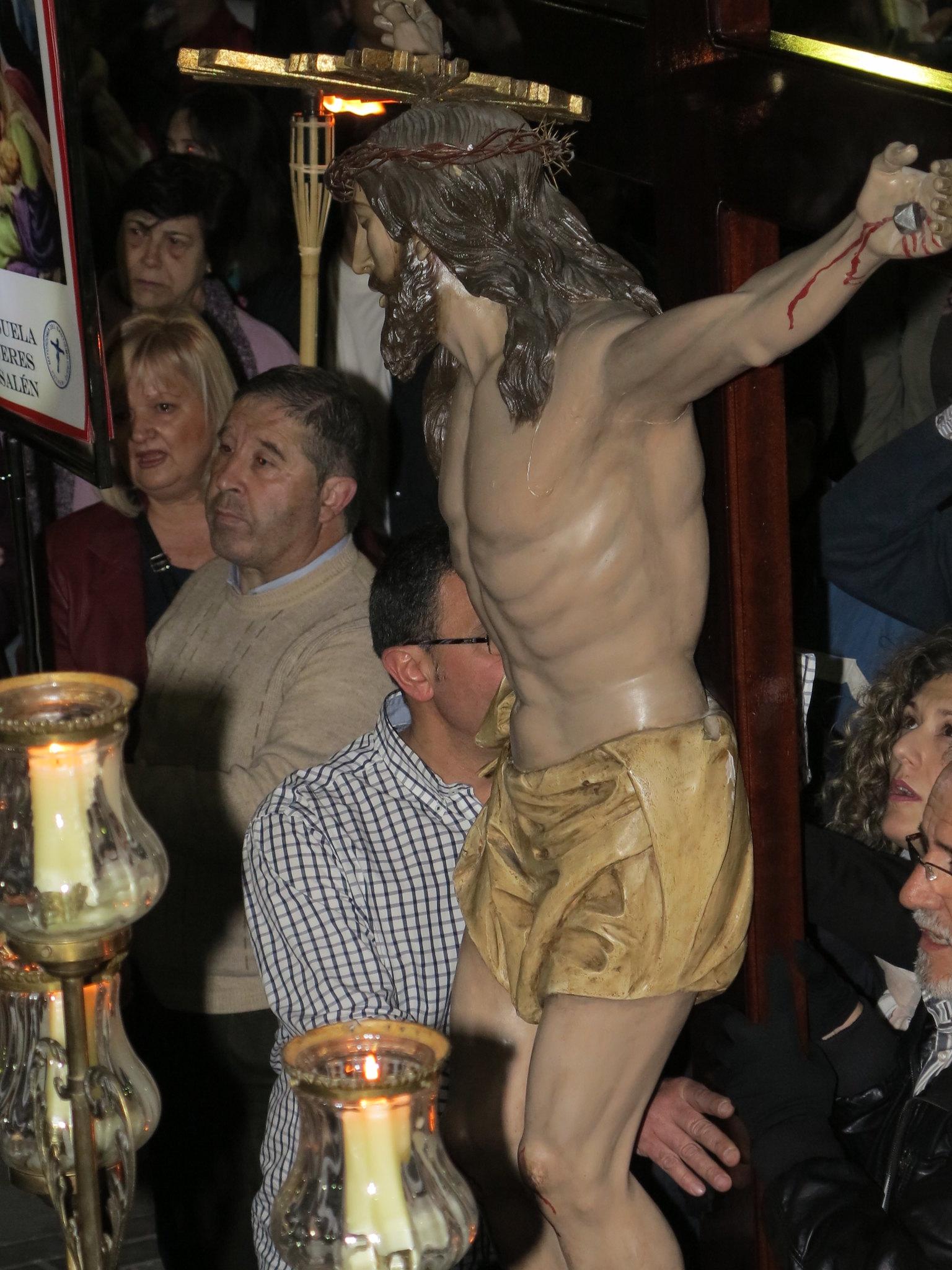 (2014-04-01) - V Vía Crucis nocturno - Antonio José Verdú Navarro (37)