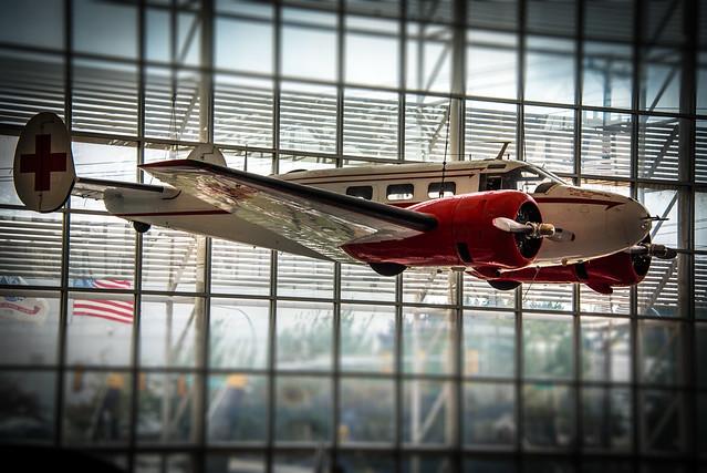 Beech C-45H Expeditor - The Museum of Flight - Seattle - Washington