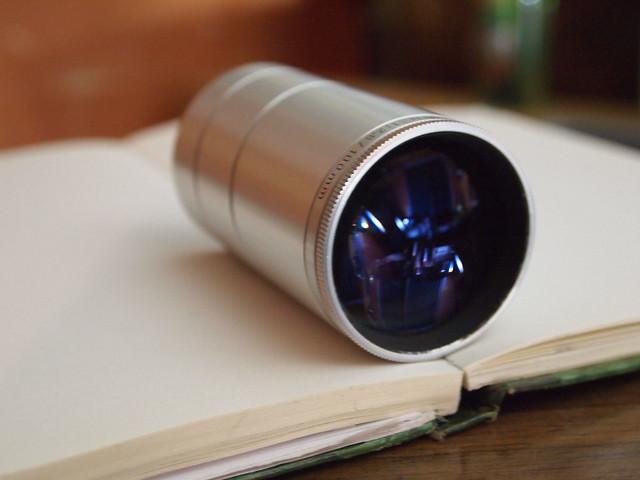 Leitz Wetzlar Elmaron 100mm ƒ/2.8 (35mm projection lens)
