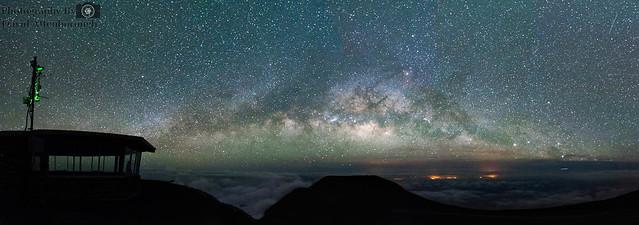 Haleakala Milky Way - Revisited