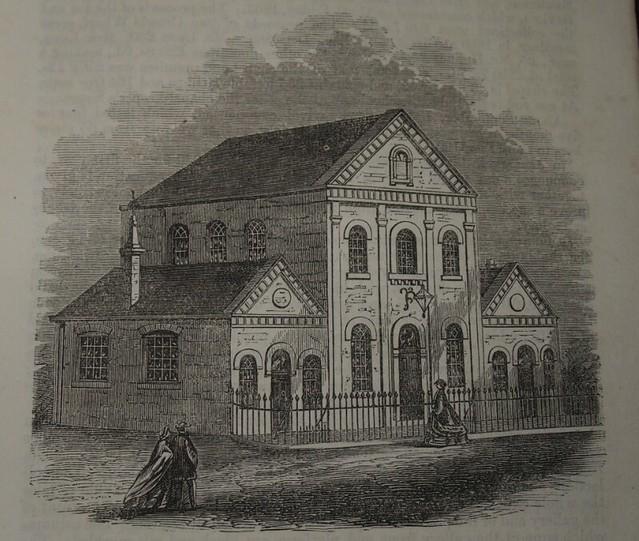 Crowle Primitive Methodist Chapel