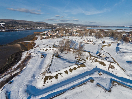 county winter snow canada history water nova port river landscape anne bay coast town village fort citadel royal aerial sean atlantic east trench vision historical plus annapolis scotia fundy phantom shape uav trenches drone dji trenchs thibert