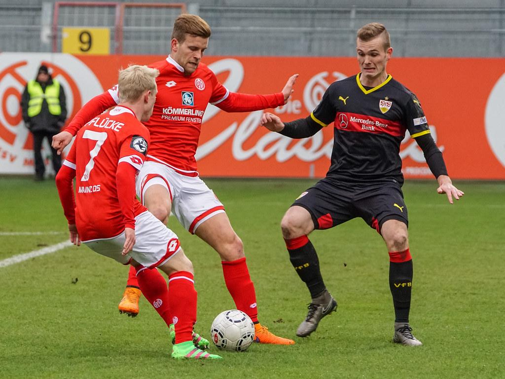 Vfb Stuttgart Gegen Mainz 05