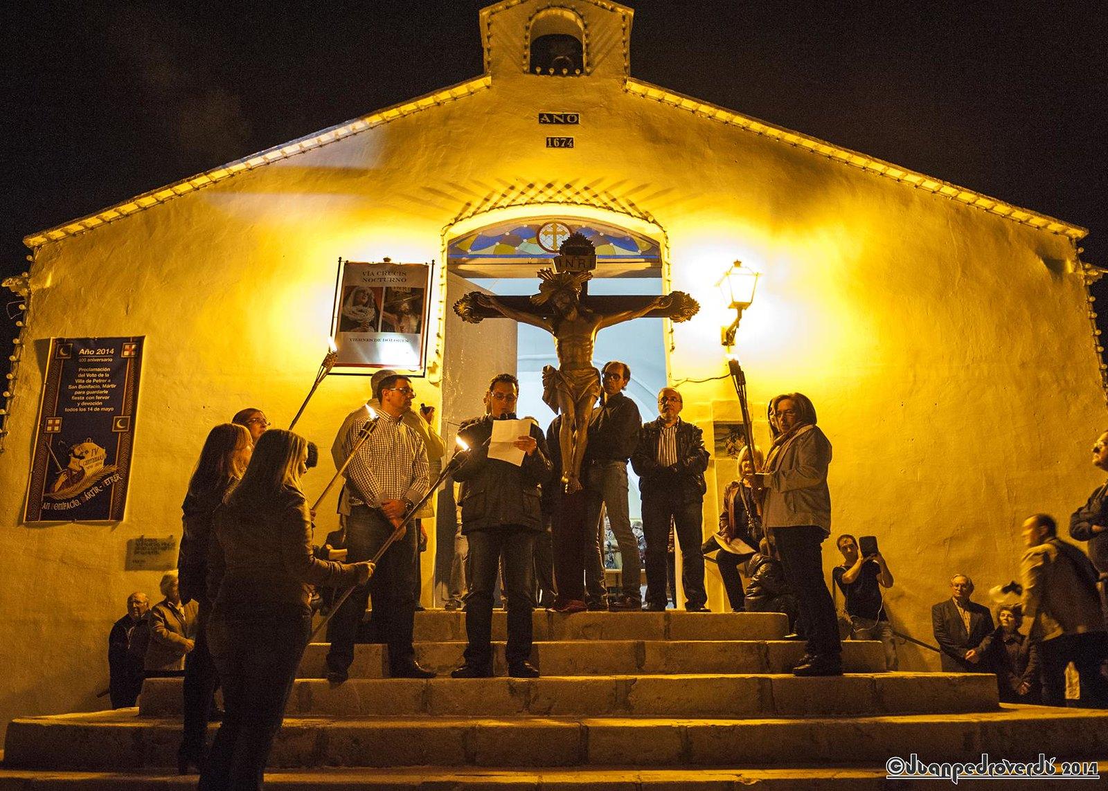 (2014-04-01) - V Vía Crucis nocturno - Juan Pedro Verdú Rico (03)