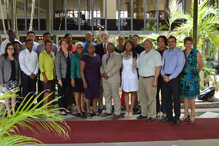 GPNM Caribbean Nutrient Management Platform meeting, Trinidad & Tobago, February 2016