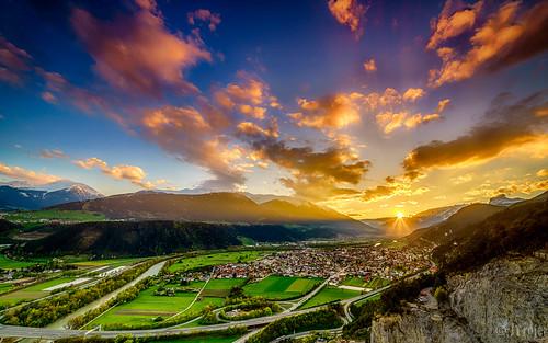 sunset colour austria tirol colourful tyrol trojer sonya7r jtrojercom