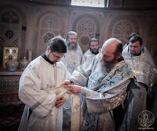 Литургия в Софийском соборе 620