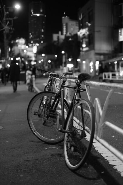 at Jingu-mae, Tokyo