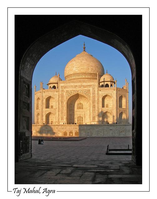 Taj Through Doorway (cropped)