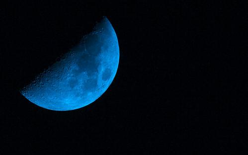 Blue Moon | by c@rljones