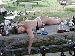 drunk picnic   by smi1inj