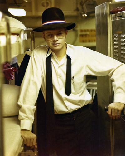 Amish Sailor