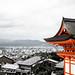 Kyoto seen from Kiyomizu-dera by manganite