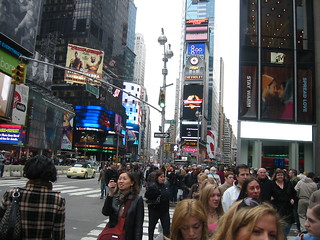 Typical New York City Shot of Times Square | by Silver Starre