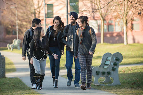 International students-3 | by University of the Fraser Valley