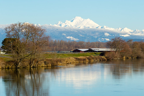Mt Baker over the Skagit-9457 | by Guideon72