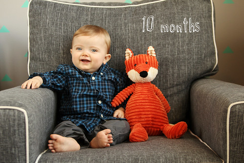Finn at 10 months | by LABabble