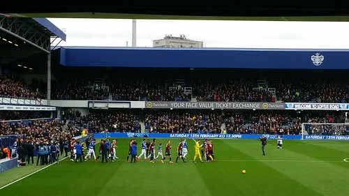 Queens Park Rangers v Ipswich Town, Loftus Road, SkyBet Championship, Saturday 6th February 2016   by CDay86