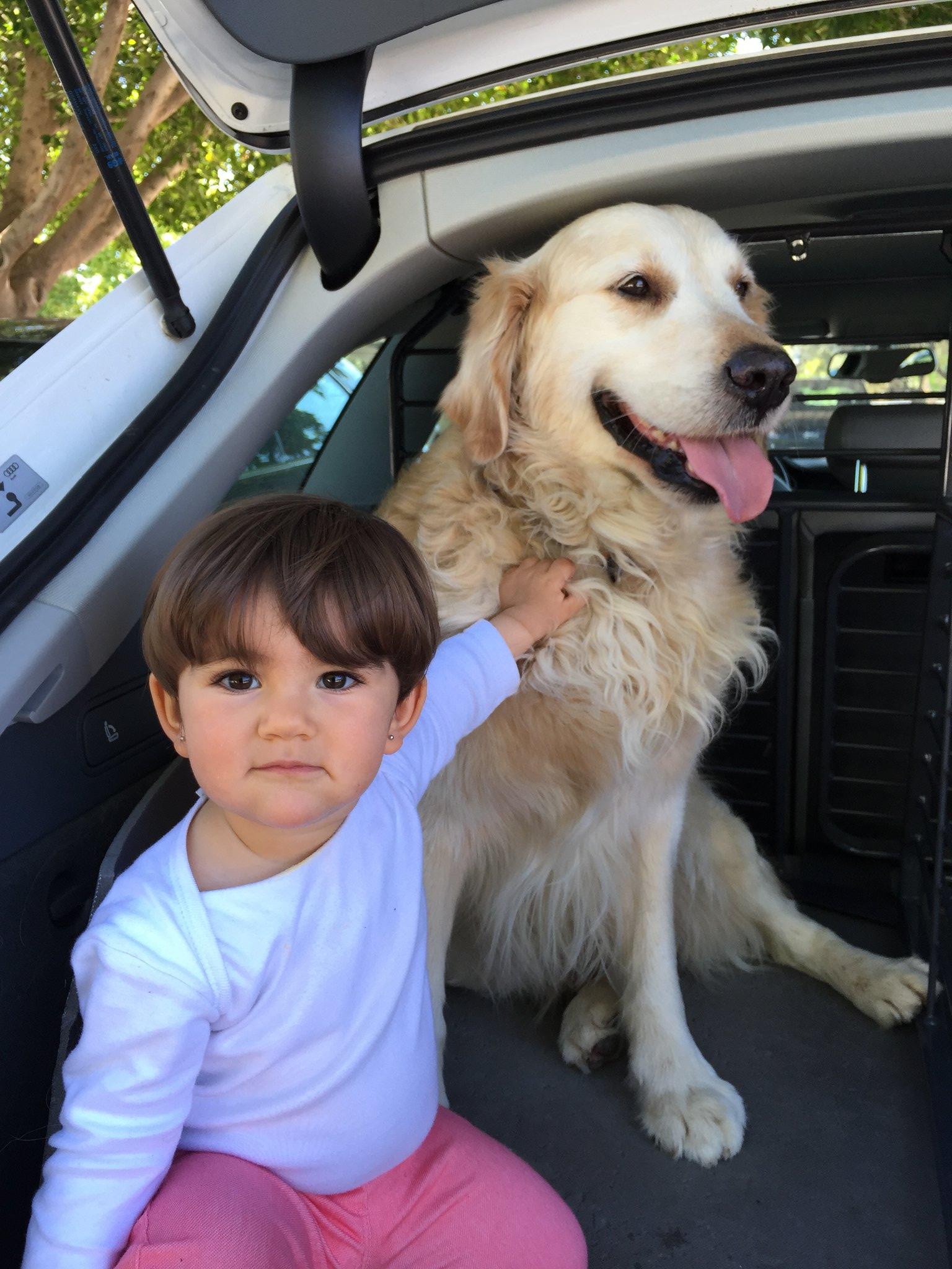Llegando al coche