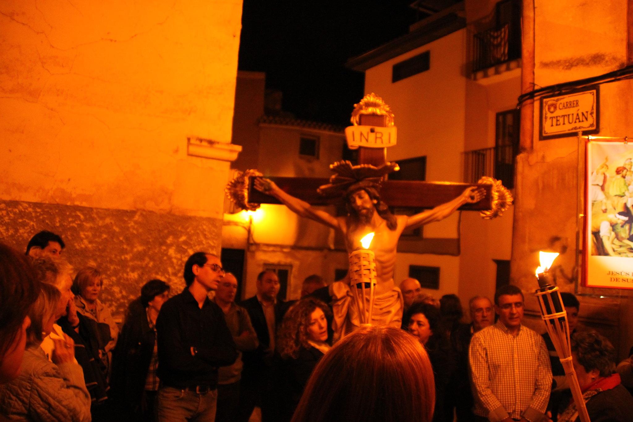 (2014-04-01) -  V Vía Crucis nocturno - Javier Romero Ripoll (108)
