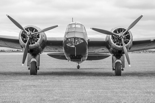 Bristol Blenheim Mk IF | by alan-evans