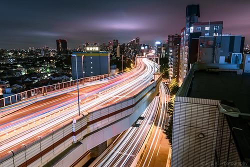 Shuto Expressway No.4   by fbkphotography