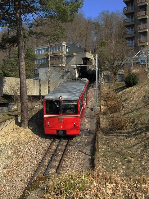 Dolderbahn Zurich Switzerland 2011