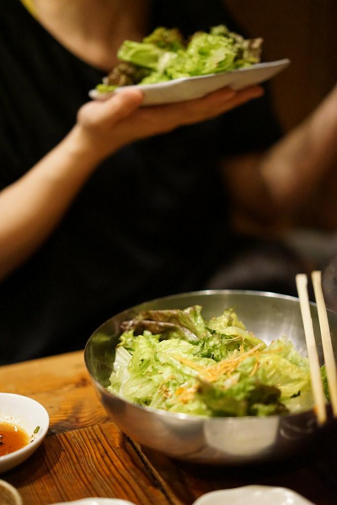 肉人(にくんちゅ)_サラダ
