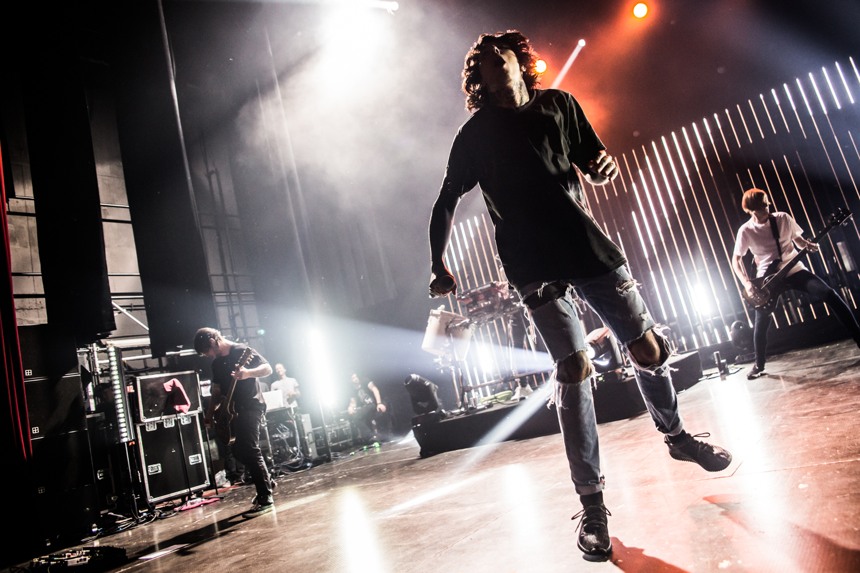 Bring Me The Horizon @ Ancienne Belgique 2016 (Nathan Dobbelaere)