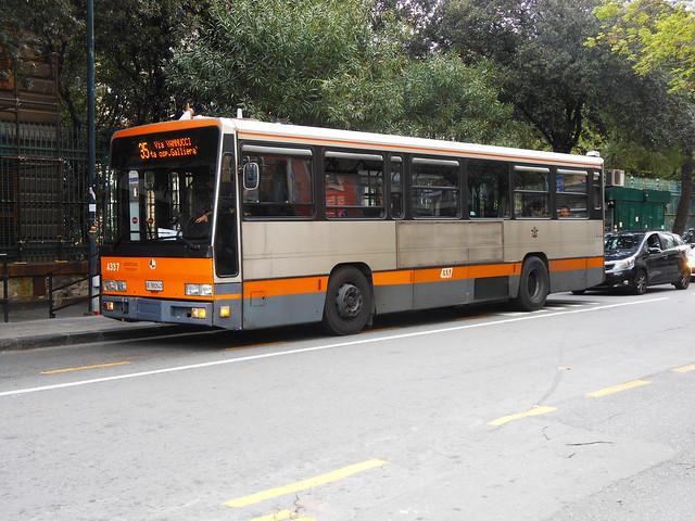 Bredabus 2001.10LL Pininfarina (1990)