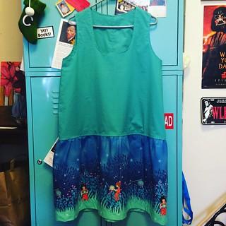 Summertime Firefly Dress