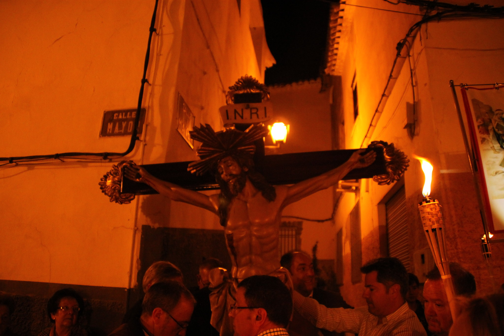 (2014-04-01) -  V Vía Crucis nocturno - Javier Romero Ripoll (41)