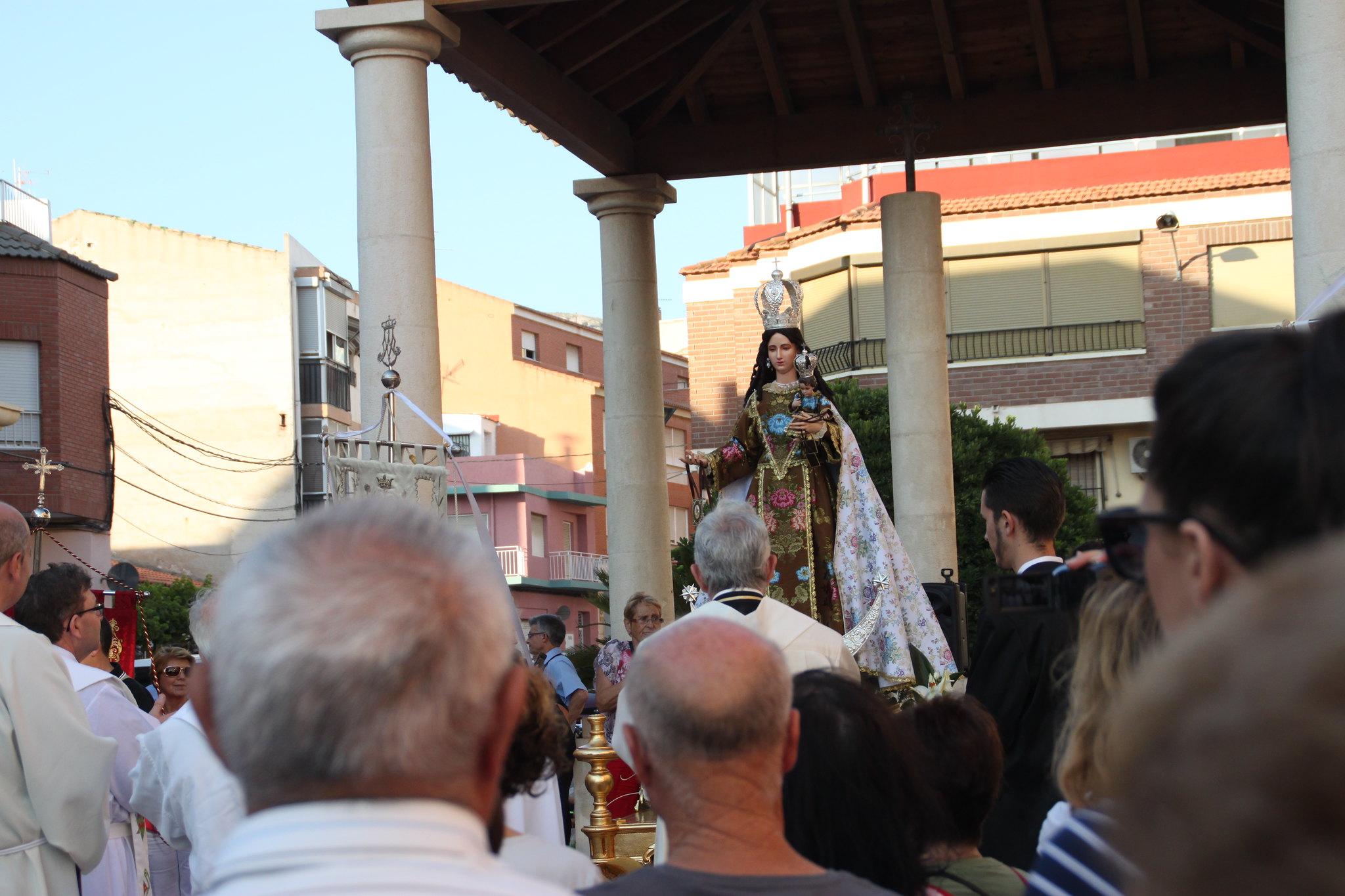 (2015-07-12) - Virgen del Carmen, parroquia La Santa Cruz - Javier Romero Ripoll (92)