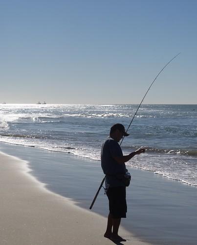 Coastal Fisherman | by Mark Ittleman