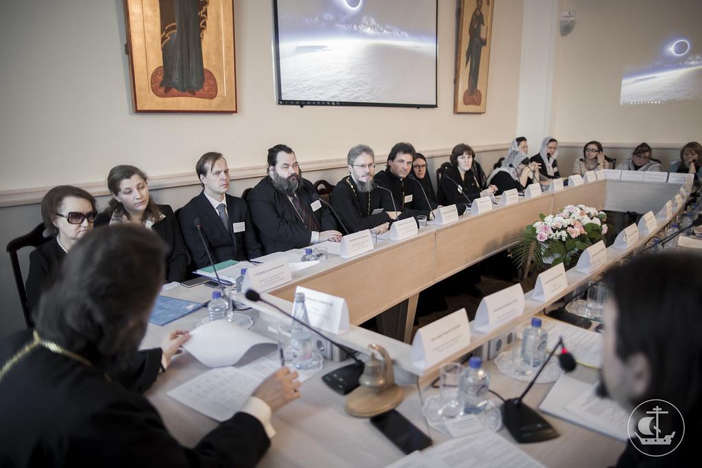 1 марта 2016, Всероссийский семинар Регентских отделений / 1 March 2016, All-Russia seminar of the Сhoirmasters' Departments