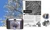 Kodak Retinette (type 022) camera and ad 1957. by camera.etcetera