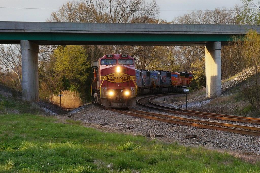 BNSF 622 Neilson, IL
