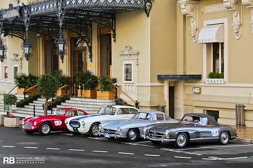 Spirit Of Yves Classic Run 2016 - Monaco - Terre Blanche